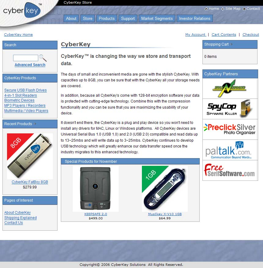 Custom Content Management Systems