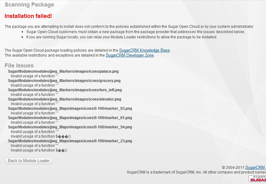 googlemaps_ondemand_install_error